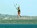 Kite Surfing Kids on Tobago